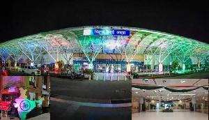 भाजपा सरकार में इस एयरपोर्ट के आए अच्छे दिन, पूरे देश में आया नंबर वन