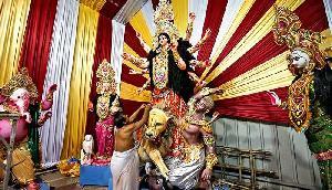 दुर्गापूजा कार्यक्रम को लेकर Police सतर्क, कैमरे से रखी जाएगी नजर