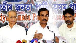 BJP के मुस्लिम नेता का बड़ा बयान, इस स्टूडेंट्स यूनियन को बताया गिरा हुआ संगठन