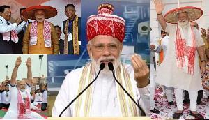 PM मोदी अपने साथ क्यों रखते हैं असमिया गमछा, सामने आई चौंकाने वाली वजह