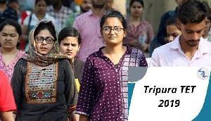 Tripura TET 2019 एग्जाम डेट जारी, यहां पर करें आवेदन