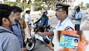 खुशखबरी! अब नहीं कटेगा चालान, पुलिस हाथों हाथ ऑन द स्पॉट बनाकर देगी ड्राइविंग लाइसेंस