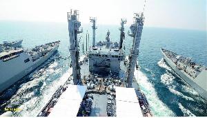 इन देशों की नौसेनाओं के बीच शुरू हुआ संयुक्त अभ्यास, ये है अहम उद्देश्य