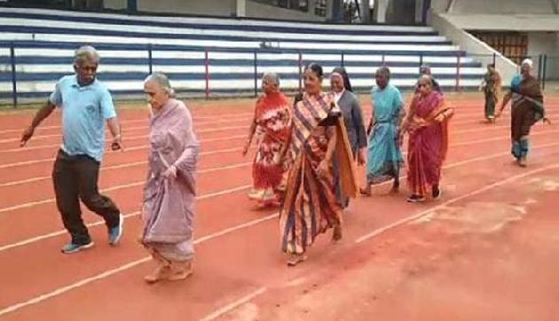 गजब! 72 साल की महिला ने जीती 200 मीटर Race, पहले भी मिले हैं कई मेडल और अवॉर्ड