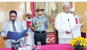 मंत्रीमंडल विस्तार में ब्रोलडिंग नोंग्सेइज बने मंत्री, पढ़िए पूरी खबर