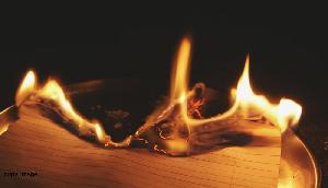 जला रही थी पूर्व प्रेमी के खत, कर बैठी लाखों का नुकसान, जानिए कैसे