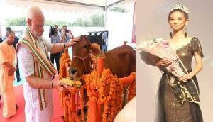 Video: मिस कोहिमा 2019 की सेकंड रनरअप का PM मोदी पर बयान, 'गायों से ज्यादा महिलाओं पर दें ध्यान'