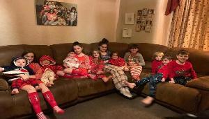 OMG! ये है Britain की सबसे बड़ी फैमिली, 21 बच्चों को जन्म दे चुकी महिला फिर से हुई गर्भवती