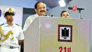 उपराष्ट्रपति वेंकैया नायडू ने किया पुस्तकालय आंदोलन शुरू करने का आह्वान