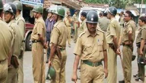 पुलिस ने चोर को इस तरह धर दबोचा, लाखों रुपए की सामान की चोरी कर भागा था