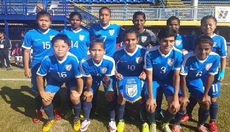 फुटबॉल: स्वीडन, थाईलैंड को टक्कर देगी भारतीय महिला यू-17 टीम