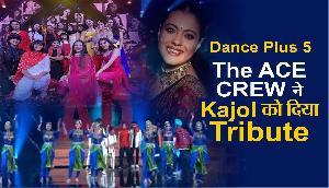 Dance Plus5: The ACE क्रू ने काजोल को दिया धमाकेदार ट्रिब्यूट, मिला स्टैंडिंग ओवेशन