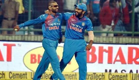 तीसरा वनडे आज -  रोहित शर्मा और शिखर धवन मैच खेलेंगे या नहीं, BCCI ने दिया अपडेट