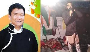 असम को अलग करने वाले शरजील इमाम पर अरूणाचल में भी केस दर्ज, गिरफ्तारी करने पुलिस रवाना