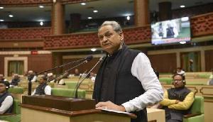 Rajasthan Budget Live, अशोक गहलोत पेश कर रहे हैं गांव, गरीब, किसान पर बजट