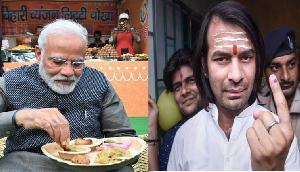 PM मोदी को भारी पड़ा लिट्टी चोखा खाना! लालू के बेटे ने इस बात से उड़ा दिए होश