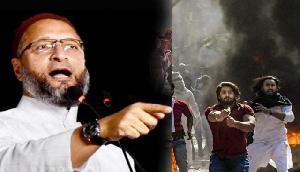 दंगाईयों ने अंकित शर्मा को मारे थे 400 चाकू, अब औवेसी ने PM मोदी के लिए कह दी ऐसी बात
