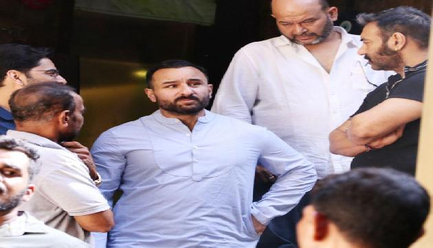 तो क्या अजय देवगन ने सैफ अली खान के घर में घुसकर तोड़ दी उनकी टांगें, सामने आई सबसे बड़ी जानकारी