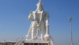 हनुमानजी की बनाई थी गगनचुंबी मूर्ति, मिला ऐसा आर्शीवाद कि विश्व रिकॉर्ड में दर्ज हुआ नाम
