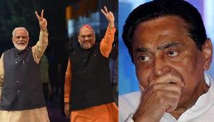 भाजपा ने खेला तगड़ा चौतरफा दांव! कभी भी गिर सकती है कमलनाथ सरकार