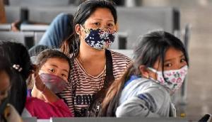 कश्मीरी छात्रों की राजस्थान सरकार से गुहार, पहुँचा दो घर एक बार