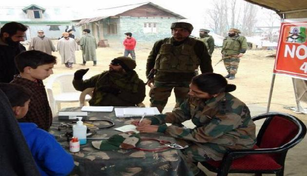Indian Army to fight against coronavirus comes in front - Daily News