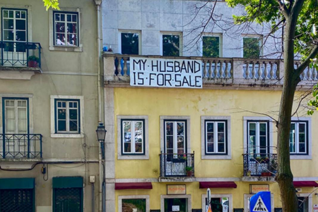 लॉकडाउन में पति से परेशान हुई पत्नी ...