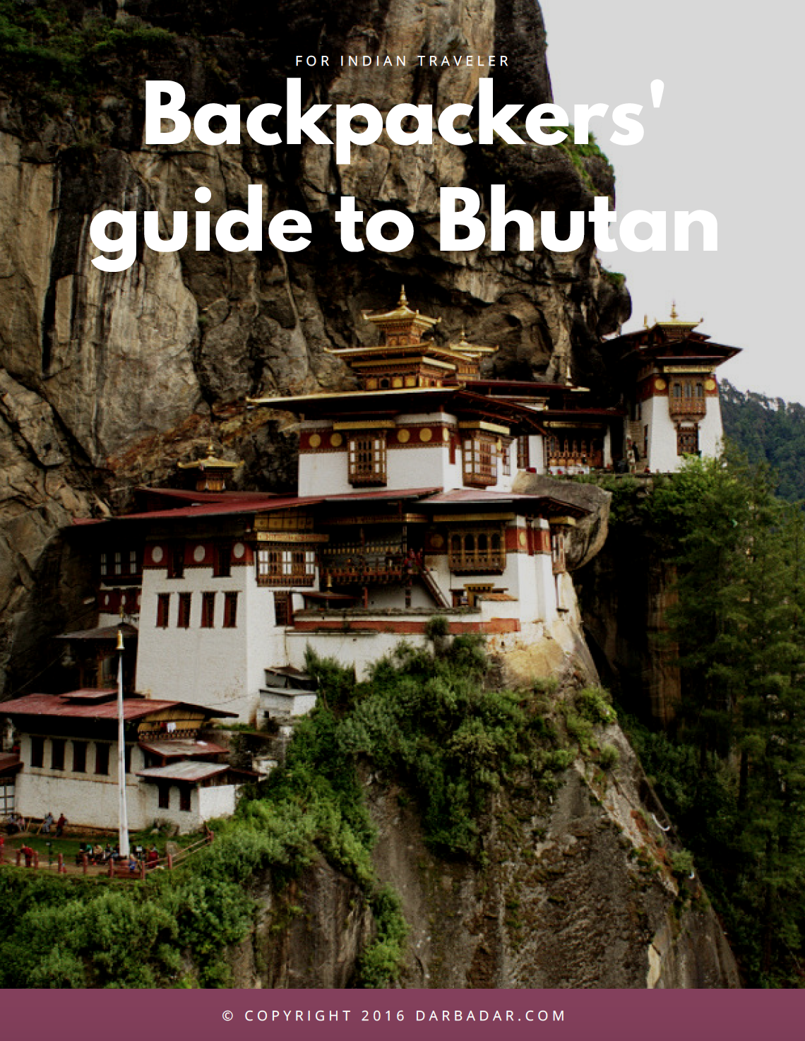 Download Backpackers' Guide to Bhutan
