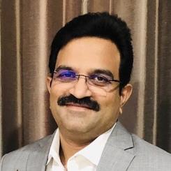 dr. G. Satish Reddy