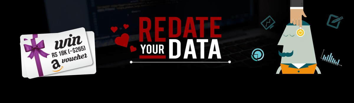 Cover image for Re-Date Your Data: Learning Contest