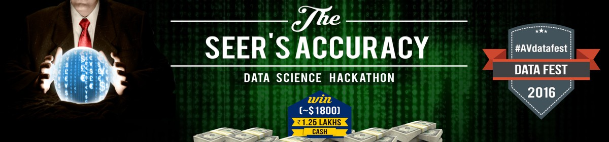 Cover image for AVdatafest : The Seer's Accuracy