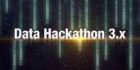 Cover image for Data Hackathon 3.x