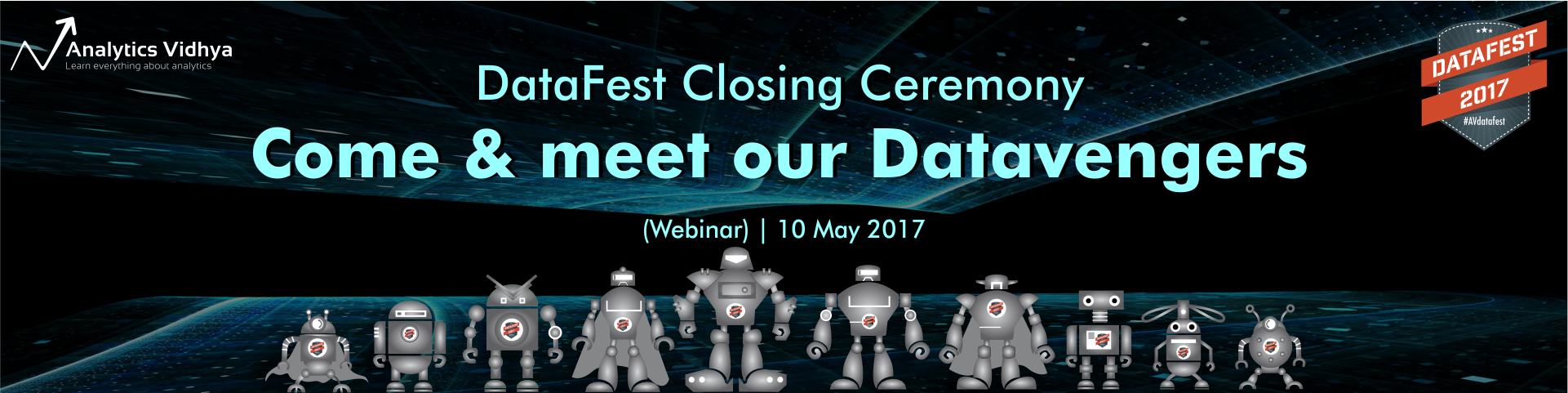 Cover image for DataFest Closing Ceremony