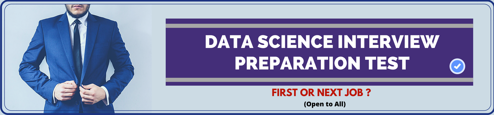 data science interview preparation test cover image for data science interview preparation test
