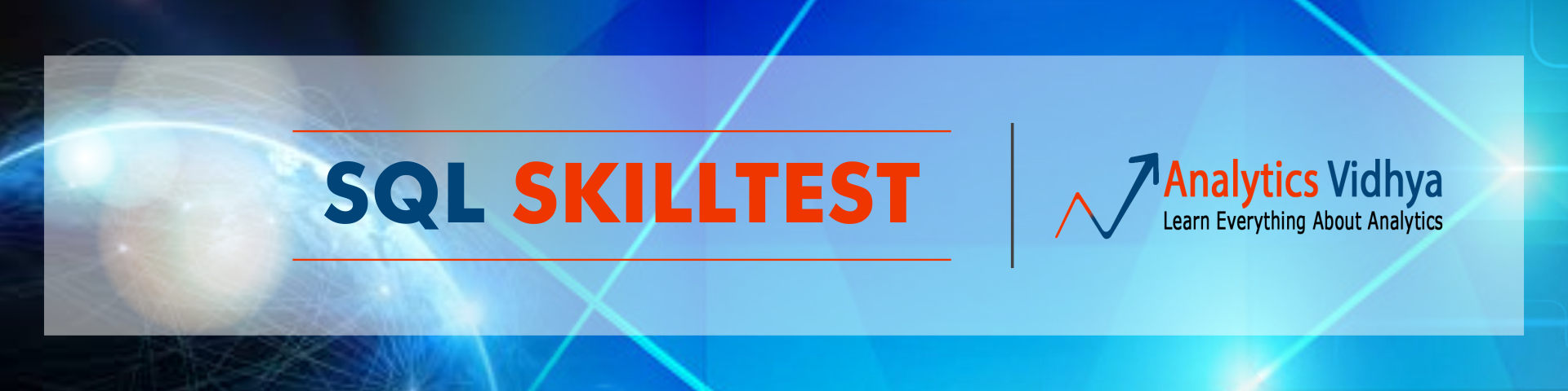 Cover image for Skilltest: SQL