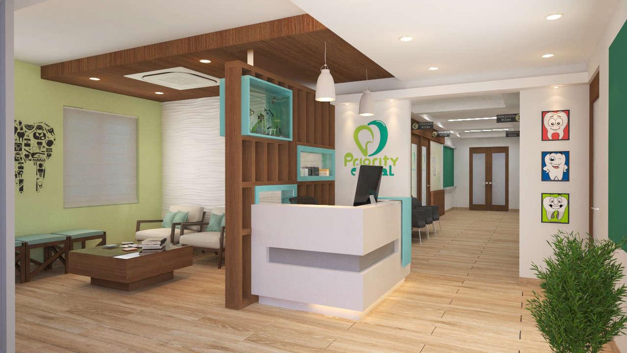 Clinic Interiors At Peelamedu Coimbatore