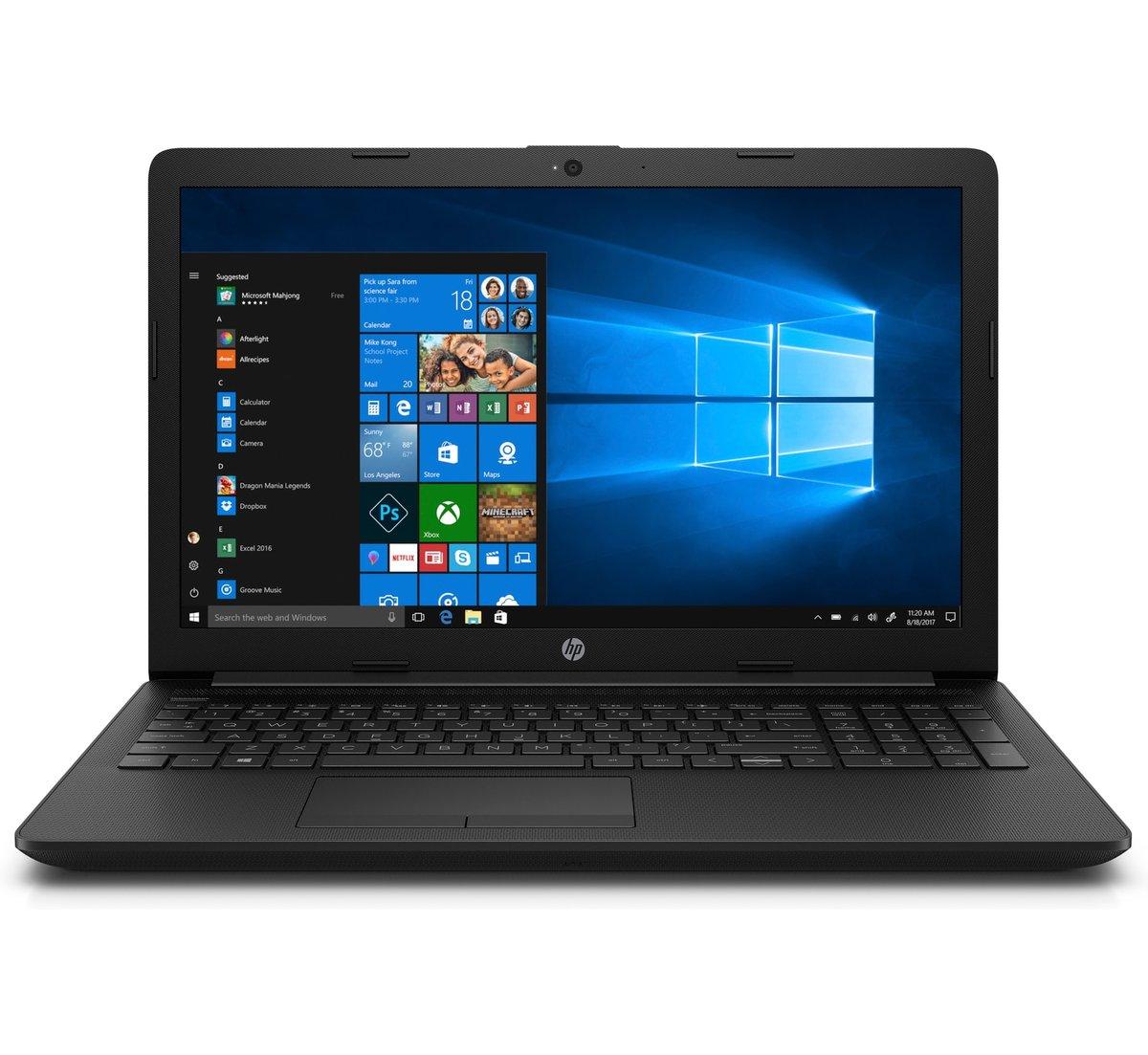 LAPTOP HP 15-DA0352TU I3/7TH/4GB/1TB/WIN10+MSO