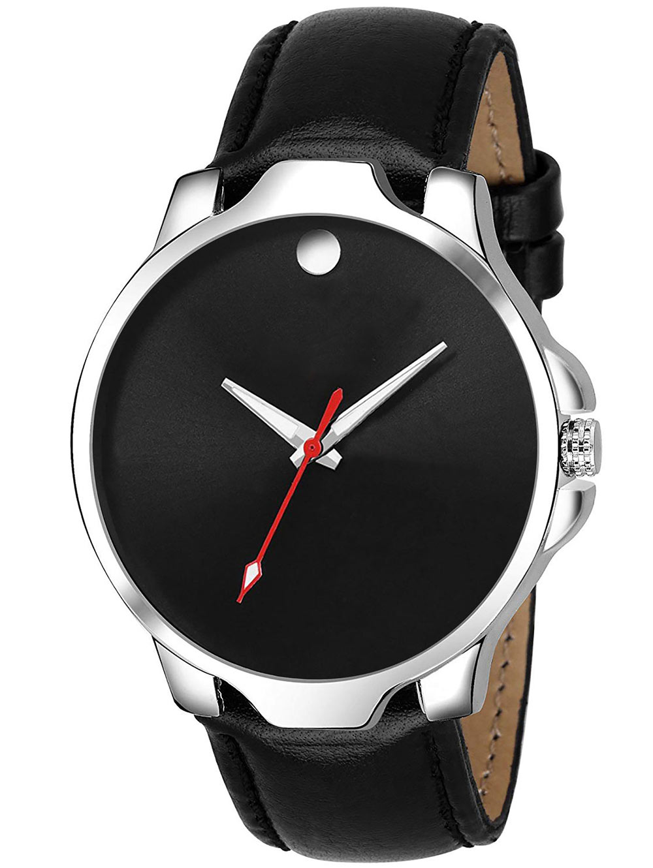FX476 Black Band Analogue Mens Watch