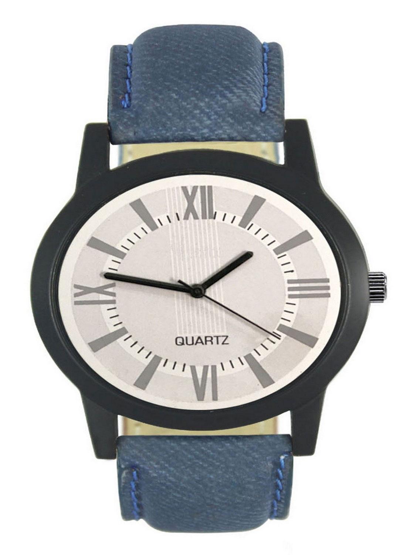 FX421 Blue Band Analogue Mens Watch