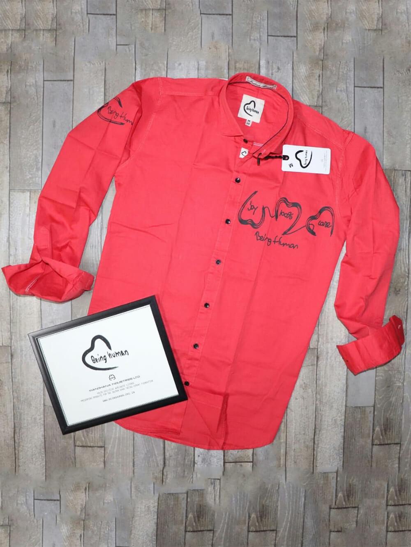 BH2004SHIRT Full Sleeve Shirt Collection