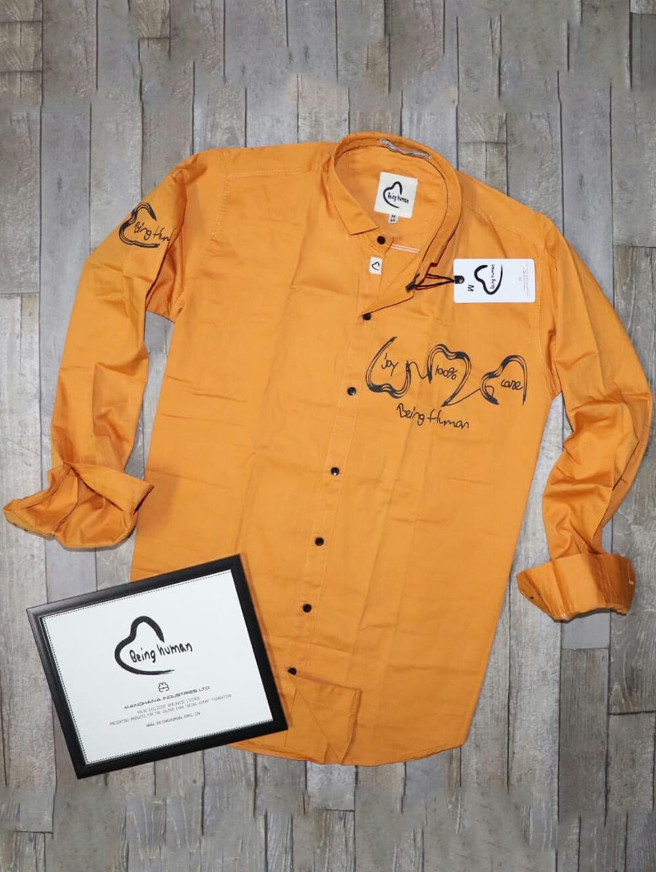 BH2001SHIRT Full Sleeve Shirt Collection