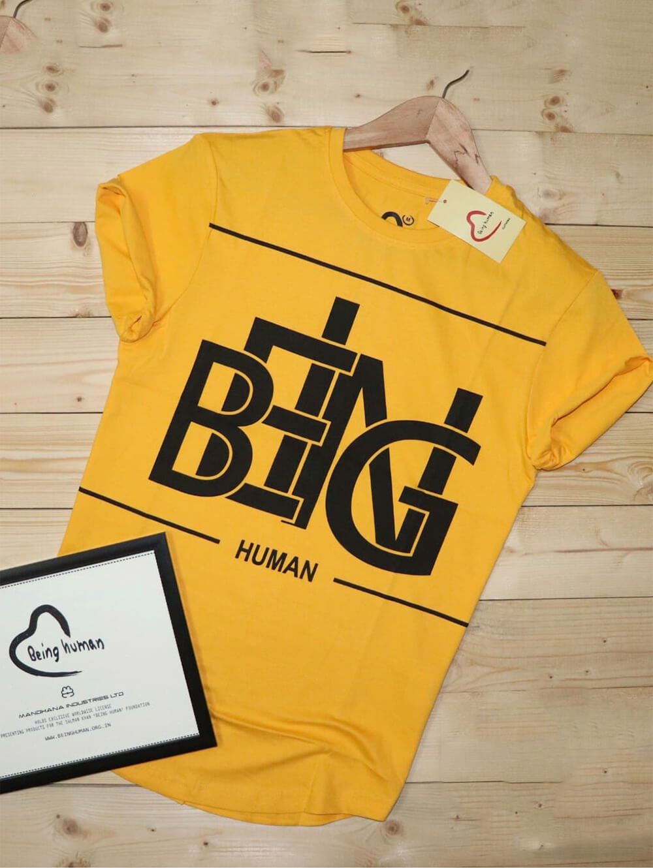 BH1007TSHIRT T- Shirt  Half Sleeve Collection