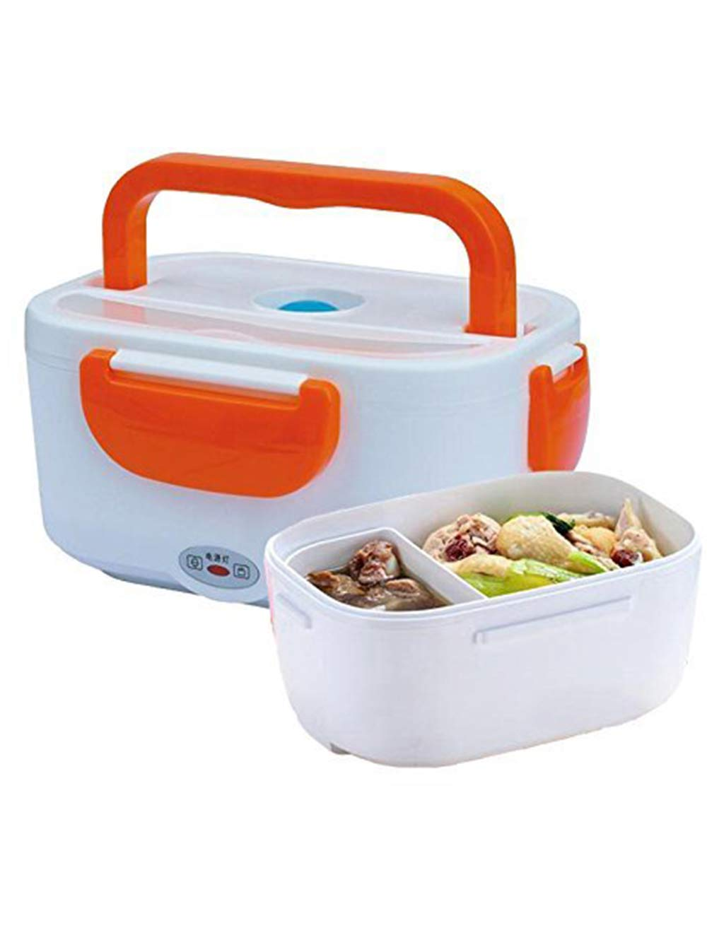 1000 ml 3 Compartments??Steamer Lunch Box