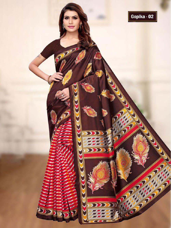 GOPIKA02 Gopika Mysore Designer Silk Saree Collection