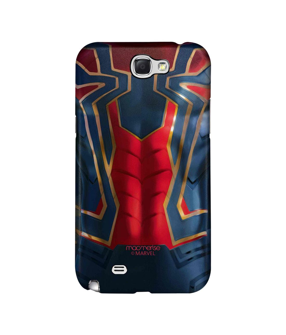 Spiderman Suit - Sublime Case for Samsung Note 2