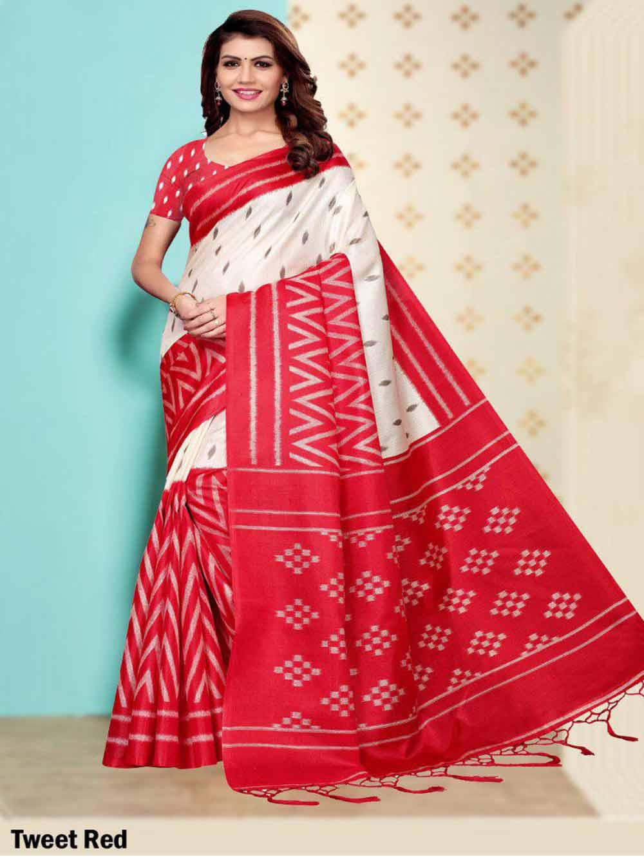 SAREE011 Insta Khadi Silk Designer Saree Collection