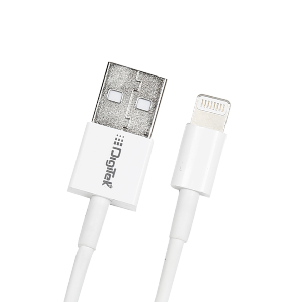 Digitek HD Lightning Cable DC 1MLTC (IMP)
