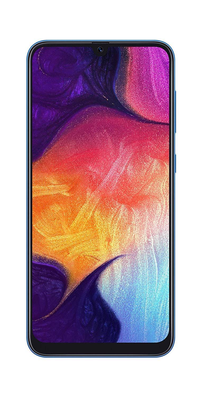 Samsung Galaxy A50 (Blue, 6GB RAM, 64GB Storage)