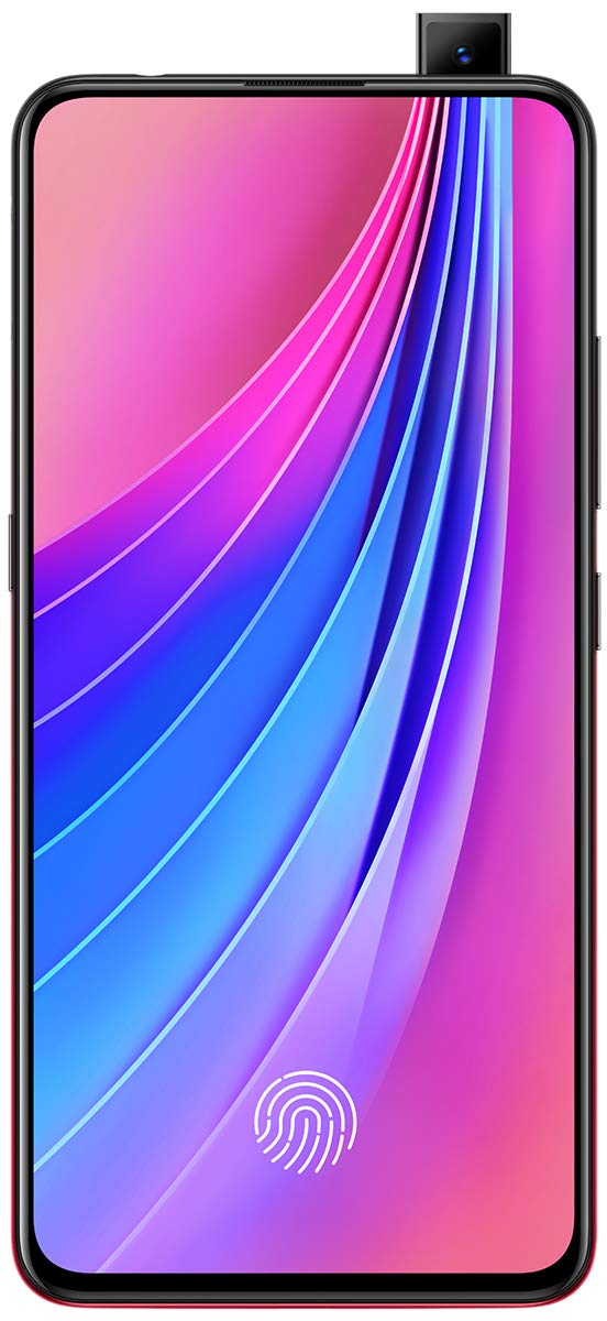 Vivo V15 Pro Ruby Red, 8GB RAM, 128GB Storage