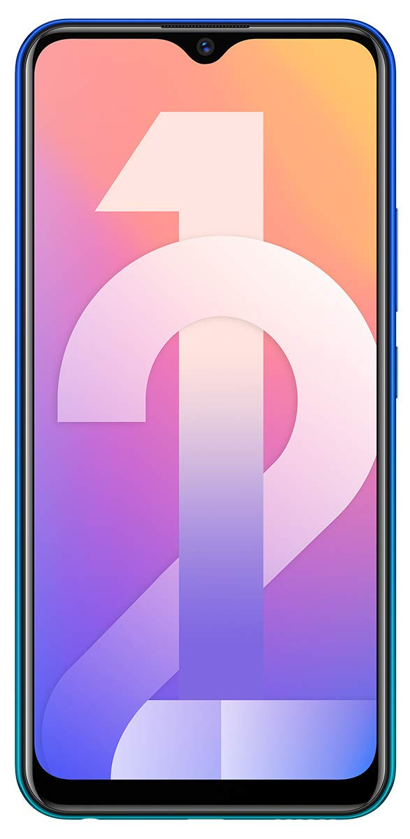 Vivo Y12 (Aqua Blue, 3GB RAM, 64GB Storage)